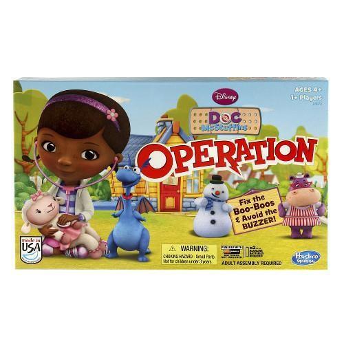 Joc Operation Doc McStuffins