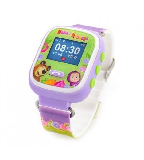 Imagine 2Ceas Cu GPS Pentru Copii Masha And The Bear