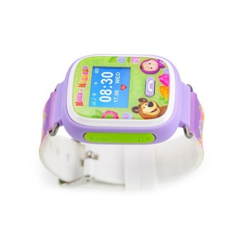 Imagine 5Ceas Cu GPS Pentru Copii Masha And The Bear