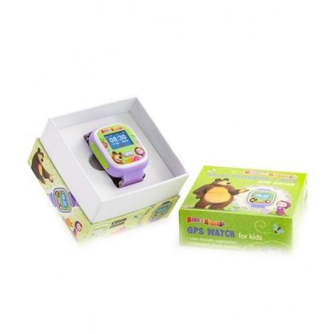Imagine 1Ceas Cu GPS Pentru Copii Masha And The Bear