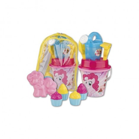Imagine 1Set jucarii de nisip in rucsac My Little Pony