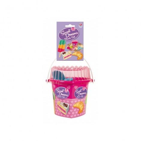 Imagine 3Set jucarii nisip Sweets