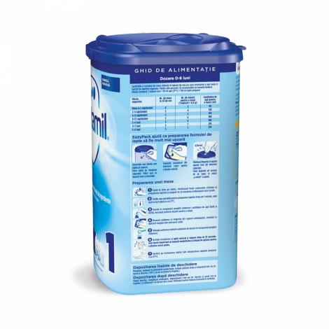 Imagine 3APTAMIL 1: Lapte praf de inceput, 800 gr, 0-6 luni