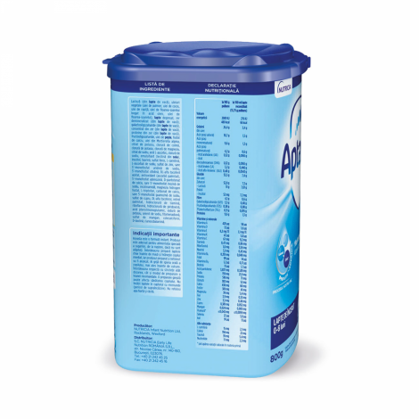 Imagine 4APTAMIL 1: Lapte praf de inceput, 800 gr, 0-6 luni