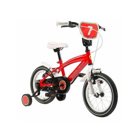 Bicicleta Kidteam Ferrari 12