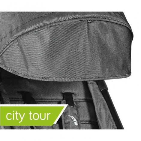 Imagine 5Carucior City Tour Charcoal Denim