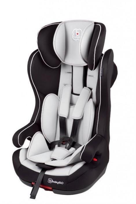 Imagine 4Scaun Auto Isofix Iso Grey