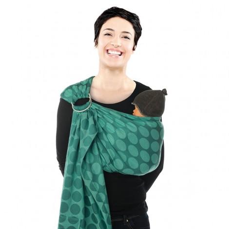 Imagine 1Sistem de purtare sling Jacquard BB-Sling Wasabi