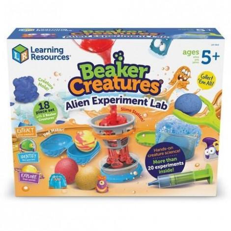 Imagine 1Beaker Creatures - Laboratorul cu extraterestrii