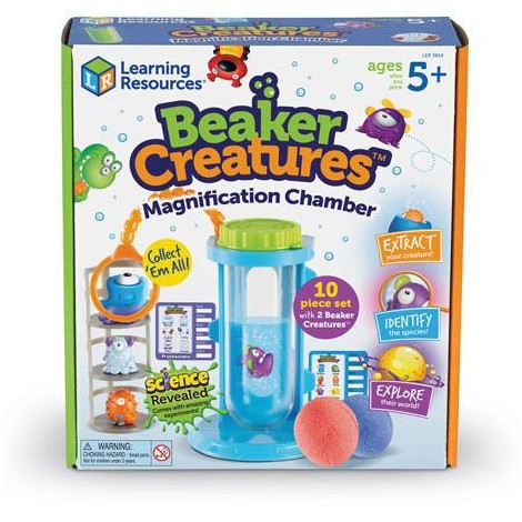 Imagine 1Beaker Creatures - Laboratorul monstruletilor