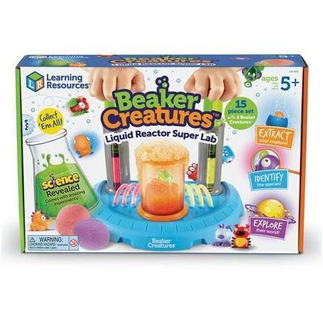 Imagine 1Beaker Creatures - Super Laboratorul