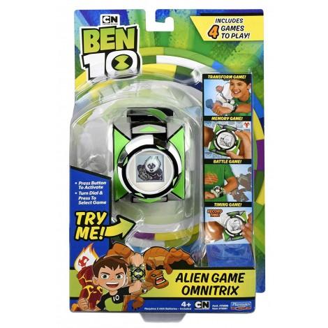 Imagine 1BEN 10 LCD GAME OMNITRIX