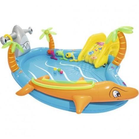 Imagine 1Centru de Joaca Gonflabil Sea Life