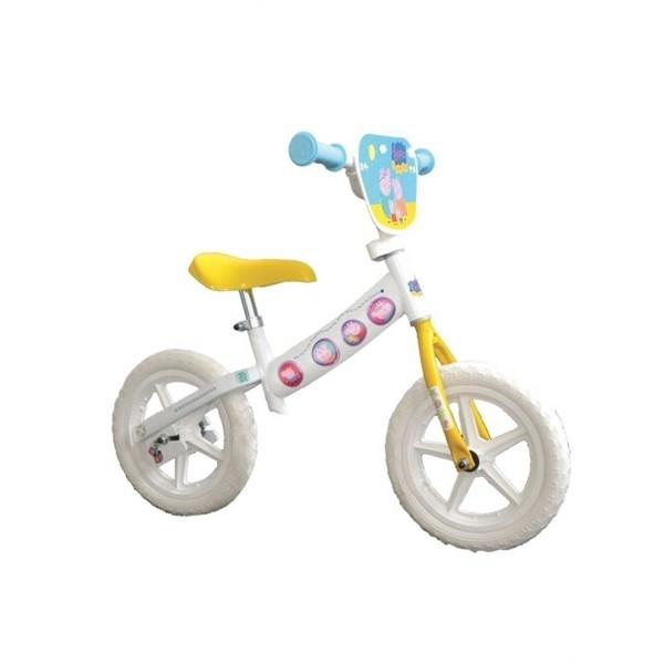 Bicicleta Incepatori Peppa Pig 12