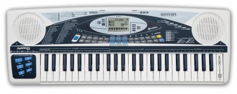 Imagine 1Orga digitala DJ cu 49 clape si amplificator