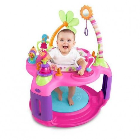 Imagine 2Centru De Activitati Sweet Safari Bounce-A-Round