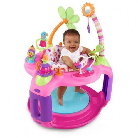 Imagine 3Centru De Activitati Sweet Safari Bounce-A-Round