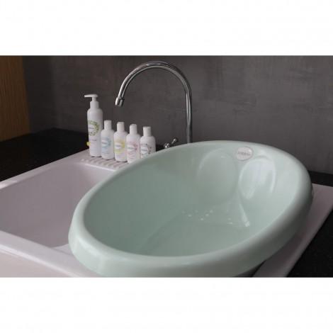 Imagine 2Cadita pentru baie, Verde, Sobble