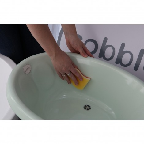 Imagine 4Cadita pentru baie, Verde, Sobble