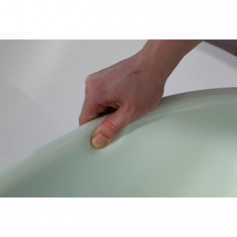 Imagine 5Cadita pentru baie, Verde, Sobble