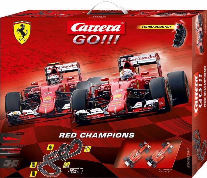 Carrera Go!!! - Red Champions