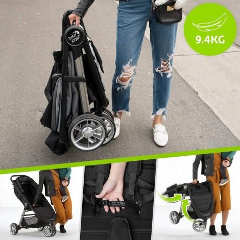 Imagine 6Carucior Baby Jogger City Mini 2 Sepia