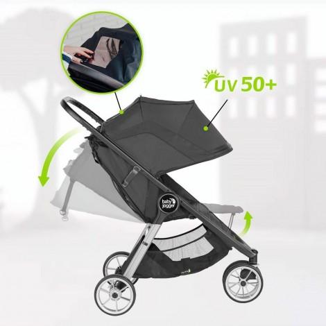 Imagine 4Carucior Baby Jogger City Mini 2 Sepia