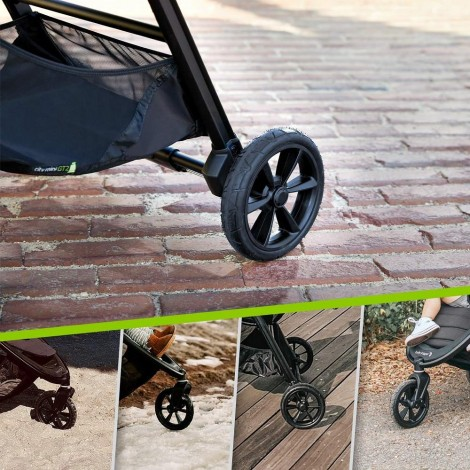 Imagine 6Carucior Baby Jogger City Mini GT2 Carbon