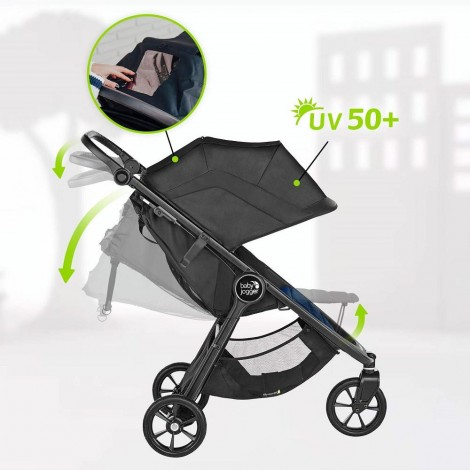 Imagine 5Carucior Baby Jogger City Mini GT2 Carbon