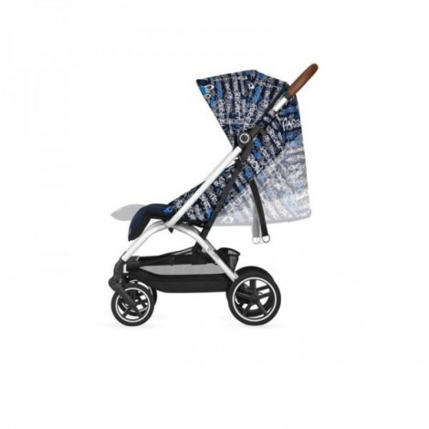 Imagine 2Carucior Cybex Eezy S Plus Editie Limitata - Thrust Blue