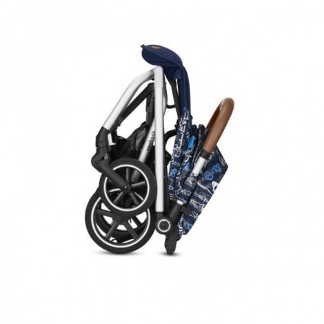Imagine 3Carucior Cybex Eezy S Plus Editie Limitata - Thrust Blue