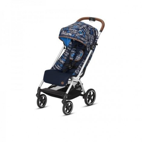 Imagine 1Carucior Cybex Eezy S Plus Editie Limitata - Thrust Blue
