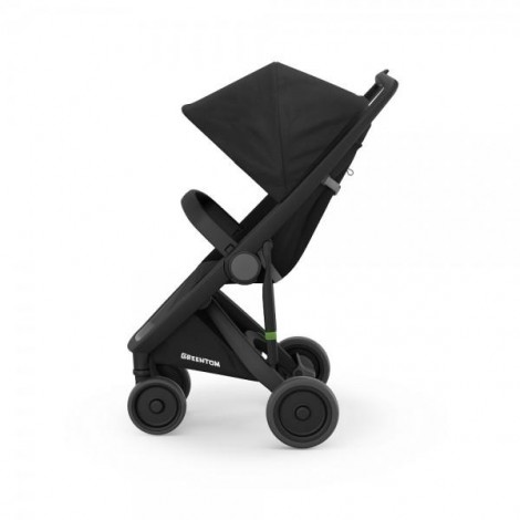 Imagine 2Carucior Greentom Classic Upp 100% Ecologic Black Black
