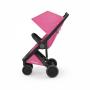 Imagine 3Carucior Greentom Classic Upp 100% Ecologic Black Pink