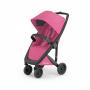 Imagine 1Carucior Greentom Classic Upp 100% Ecologic Black Pink