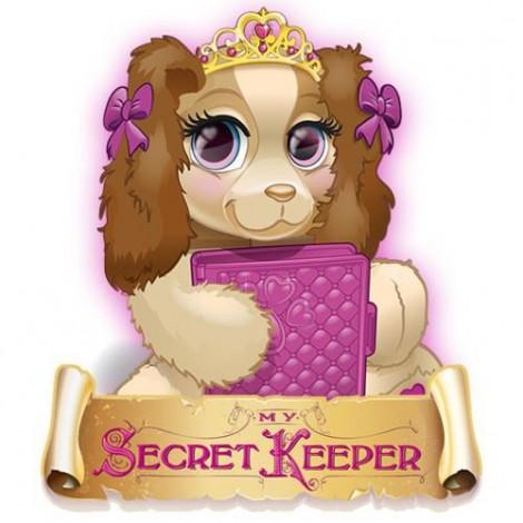 Imagine 3Catel Royal Puppy Secret Keeper