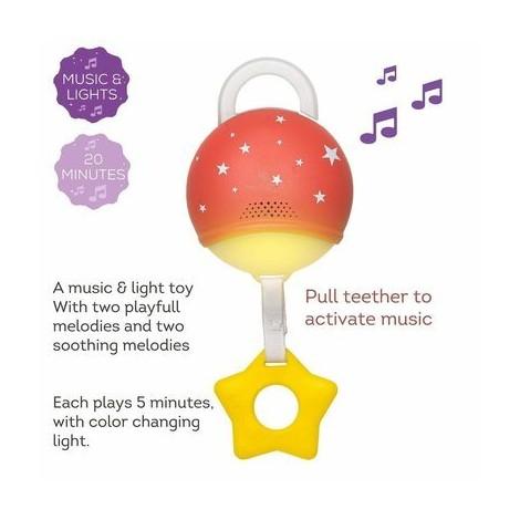 Imagine 5Centru de joaca muzical Polul Nord Taf Toys
