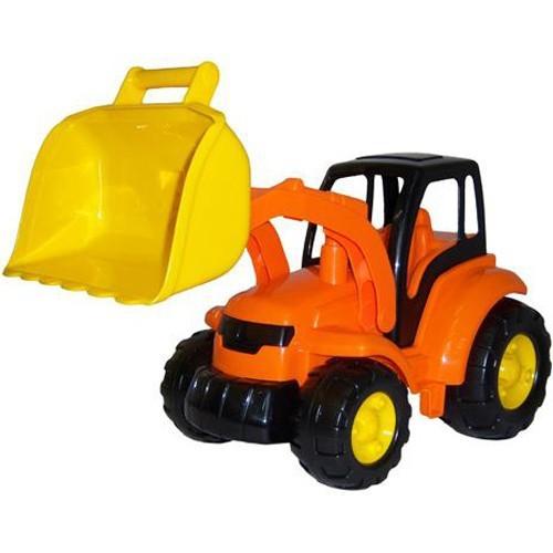 Champion - tractor cu cupa