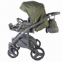 Imagine 9Carucior modular 3 in 1 Cassia Khaki