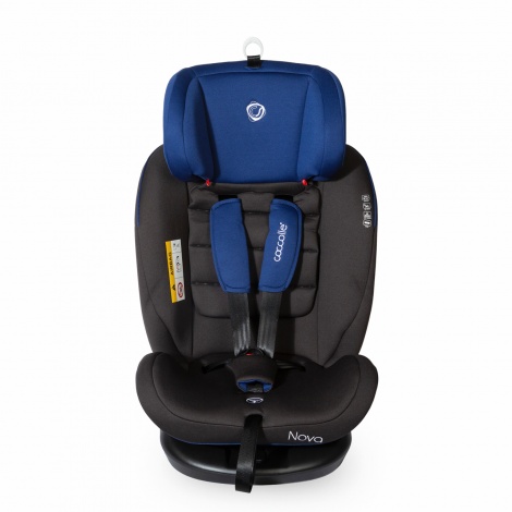 Imagine 9Scaun auto rotativ cu Isofix grupa 0-36 kg Nova Albastru