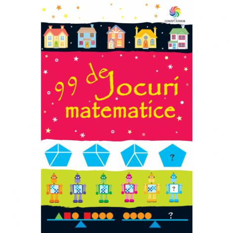 Imagine 199 de jocuri matematice