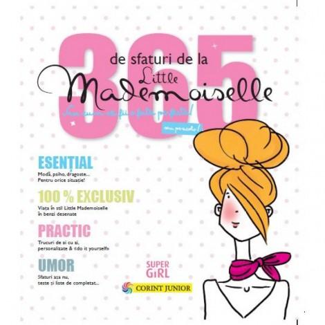 Imagine 1365 de sfaturi de la Little Mademoiselle sau cum sa fii o fata perfecta!