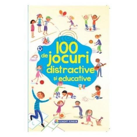 Imagine 1100 de jocuri distractive si educative