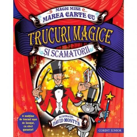 Imagine 1Marea carte cu trucuri magice si scamatorii
