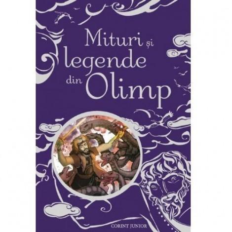 Imagine 1Mituri si legende din Olimp