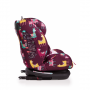 Imagine 8Scaun Auto Cu Isofix All In All GR 0,1,2,3, Llamarama