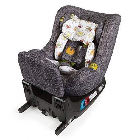 Imagine 2Scaun Auto Cu Isofix 0-18 Kg Come And Go, Dawn Chorus