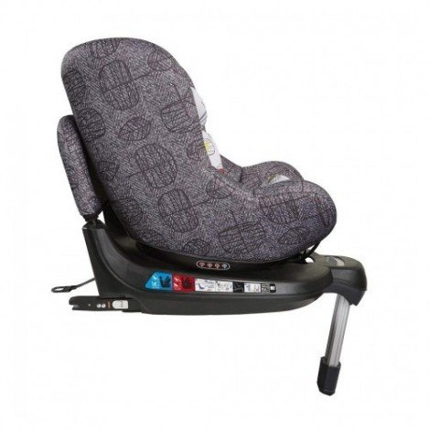 Imagine 4Scaun Auto Cu Isofix 0-18 Kg Come And Go, Dawn Chorus