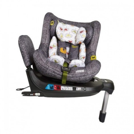 Imagine 5Scaun Auto Cu Isofix 0-18 Kg Come And Go, Dawn Chorus