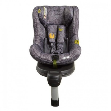 Imagine 1Scaun Auto Cu Isofix 0-18 Kg Come And Go, Dawn Chorus